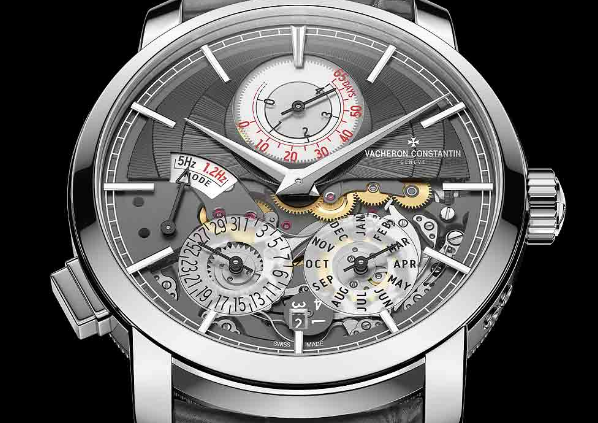 江诗丹顿手表Traditionnelle Twin Beat Perpetual Calendar有什么特点?